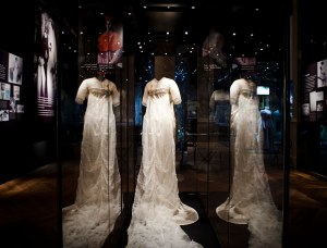 Wedding dress designed by Lucile, Titanic Survivor