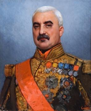 Malakoff Portrait