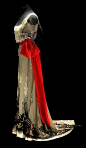 Evening Gown designed by Madame Paquin