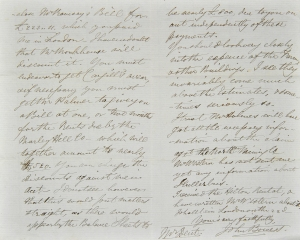 The letter continued