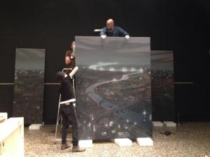 Installation of 'Northern Renaissance'