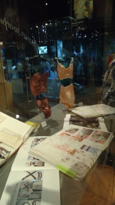Lingerie and workbooks