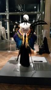 Thierry Mugler's Butterfly dress