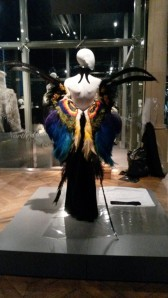 Thierry Mugler's Butterfly dress