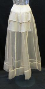 CST.3.330 Mesh petticoat c.1955