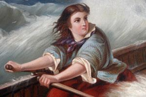 Protecting Grace Darling's Coble