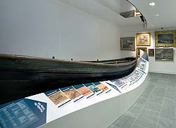 Grace Darling's Coble [copyright John Stokes]