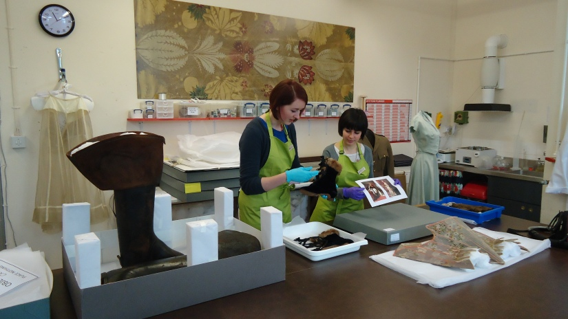 Behind the Scenes at the Museum: Conservation StudioTours