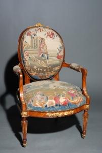 Armchair c.1855