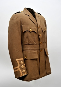 Northern Cyclist's Battalion Tunic, 1916