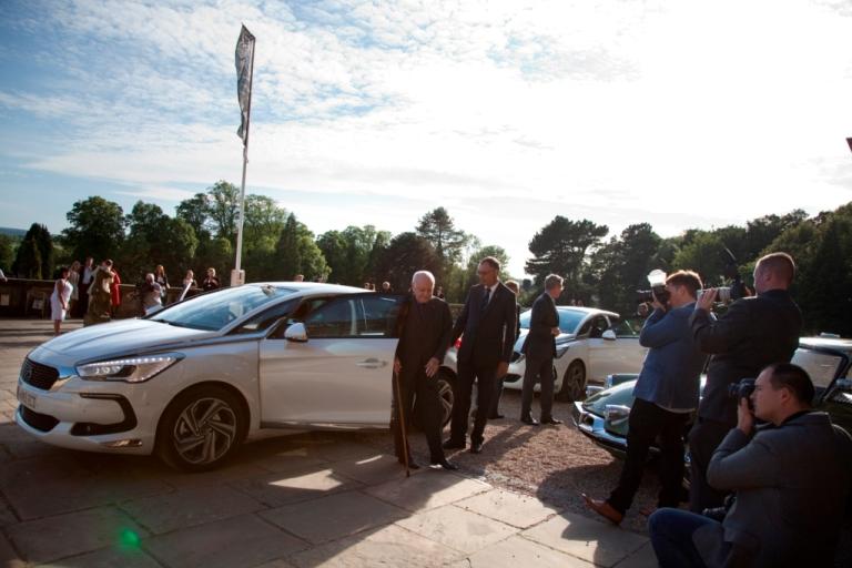 The arrival of Pierre Bergé