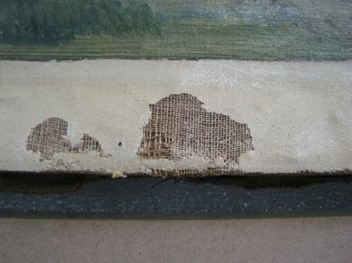 4 - paint loss