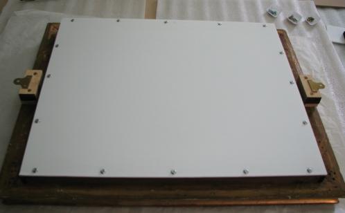 14 -With correx backboard