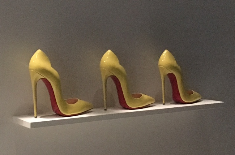 Christian Louboutin 'Daffodil' shoes