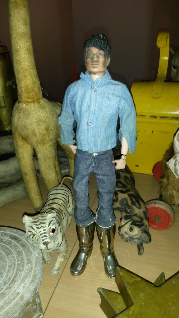 Action Man in Boots