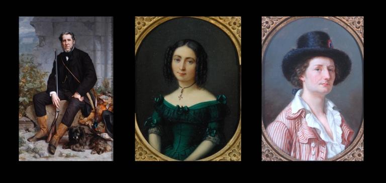 Feyen portraits