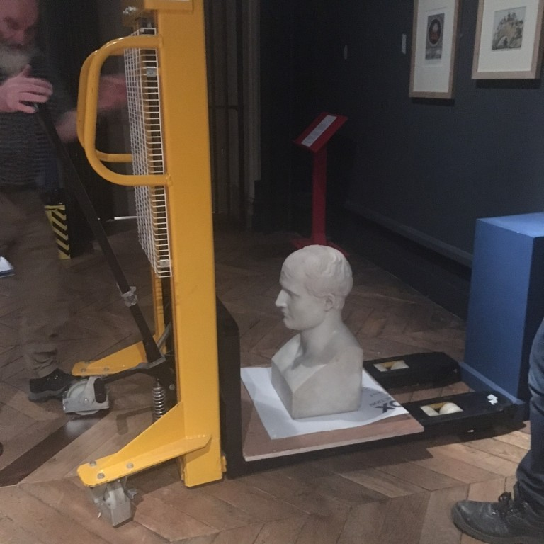 Moving the busts