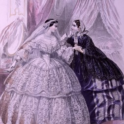 2 - French Fashion Plate